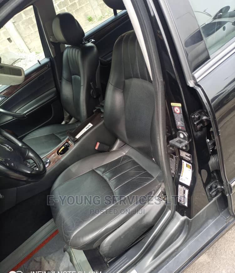 Mercedes-Benz C280 2006 Black | Cars for sale in Amuwo-Odofin, Lagos State, Nigeria