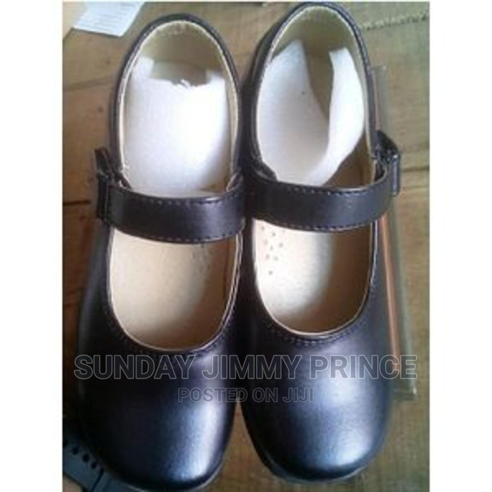 Girl's School Shoe Symphony - Black | Children's Shoes for sale in Ikoyi, Lagos State, Nigeria
