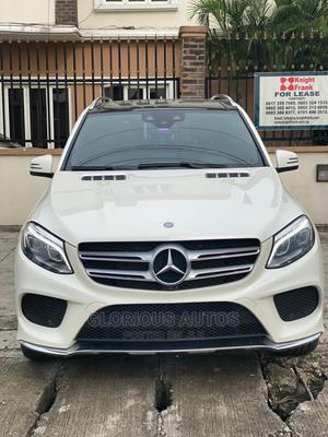 Mercedes-Benz GLE-Class 2016 White | Cars for sale in Lagos State, Isolo