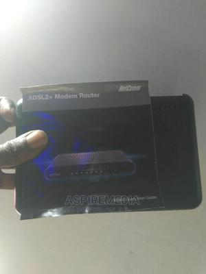 ADSL2+Wireless Modem Router Netcomma | Networking Products for sale in Lagos State, Alimosho