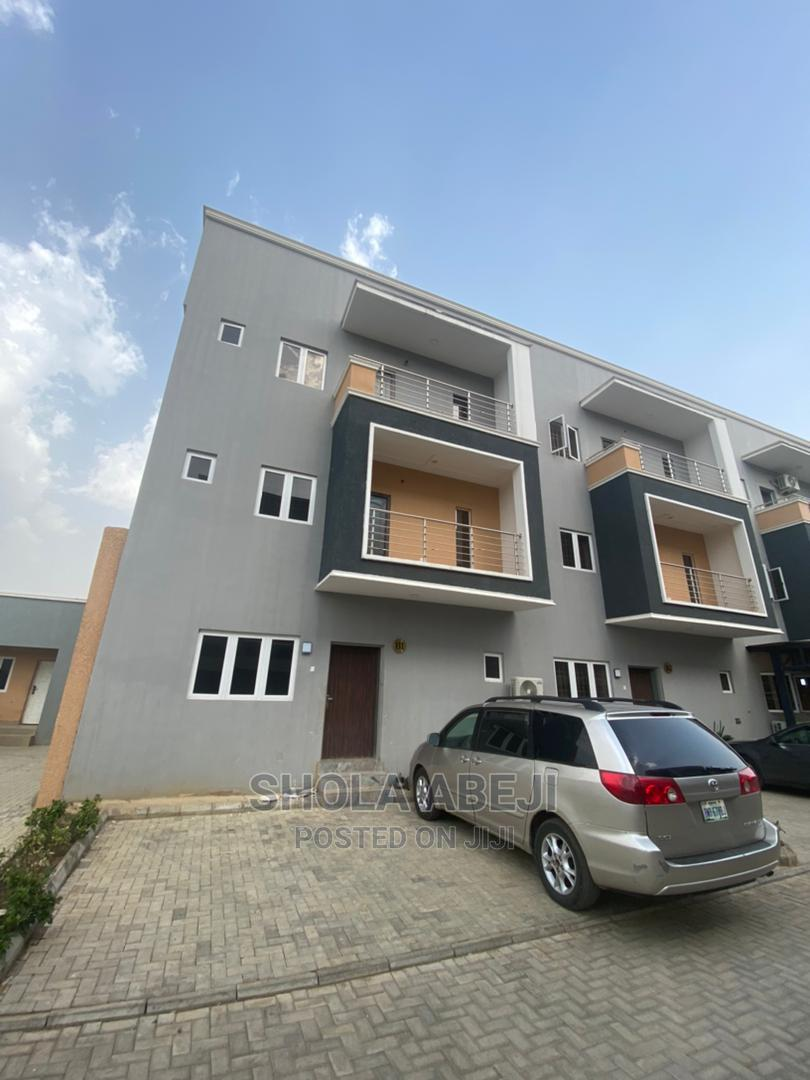 4 Bedroom Terrace Duplex With 1 Room Bq for Sale at Jahi