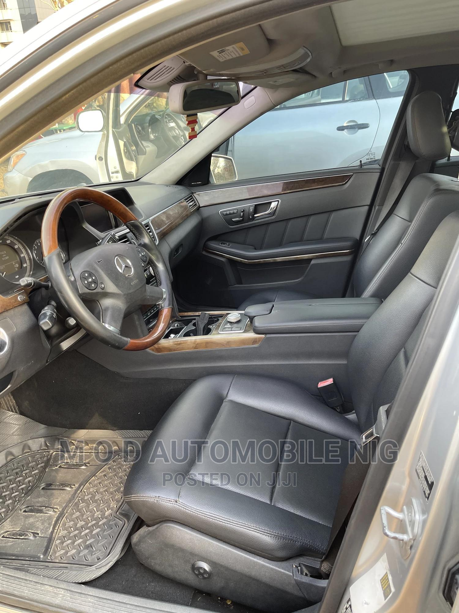 Mercedes-Benz E350 2010 Silver | Cars for sale in Gwarinpa, Abuja (FCT) State, Nigeria