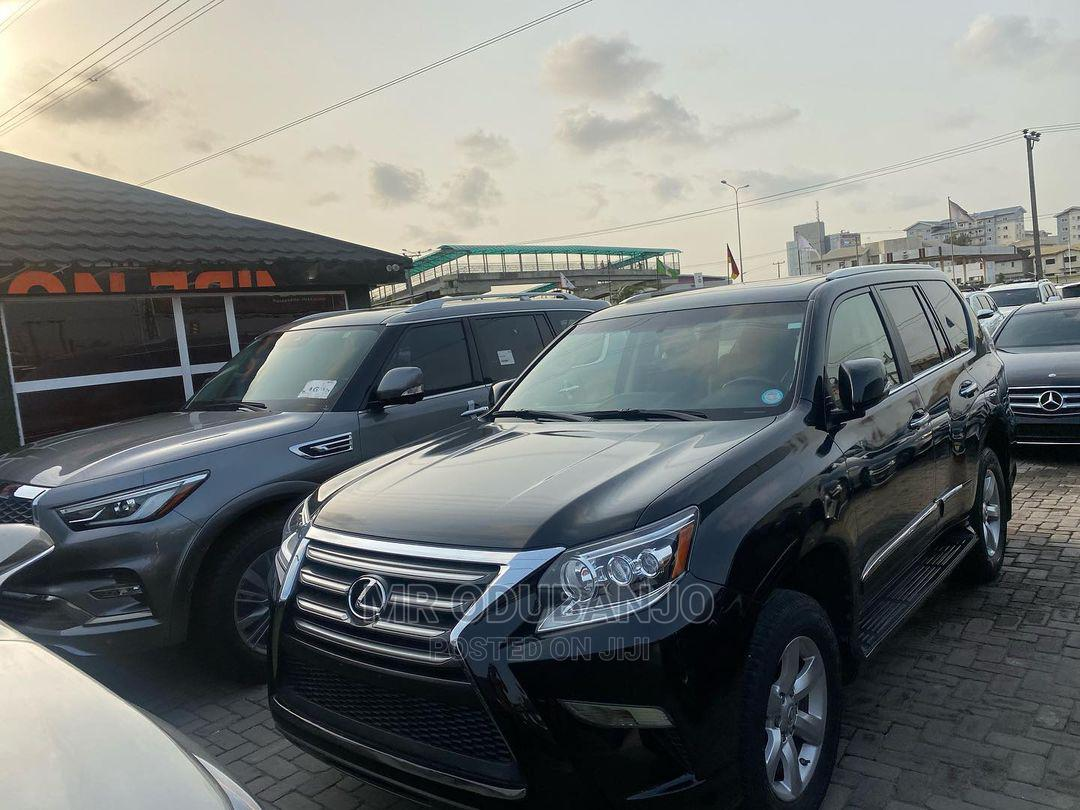 Archive: Lexus GX 2016 Black