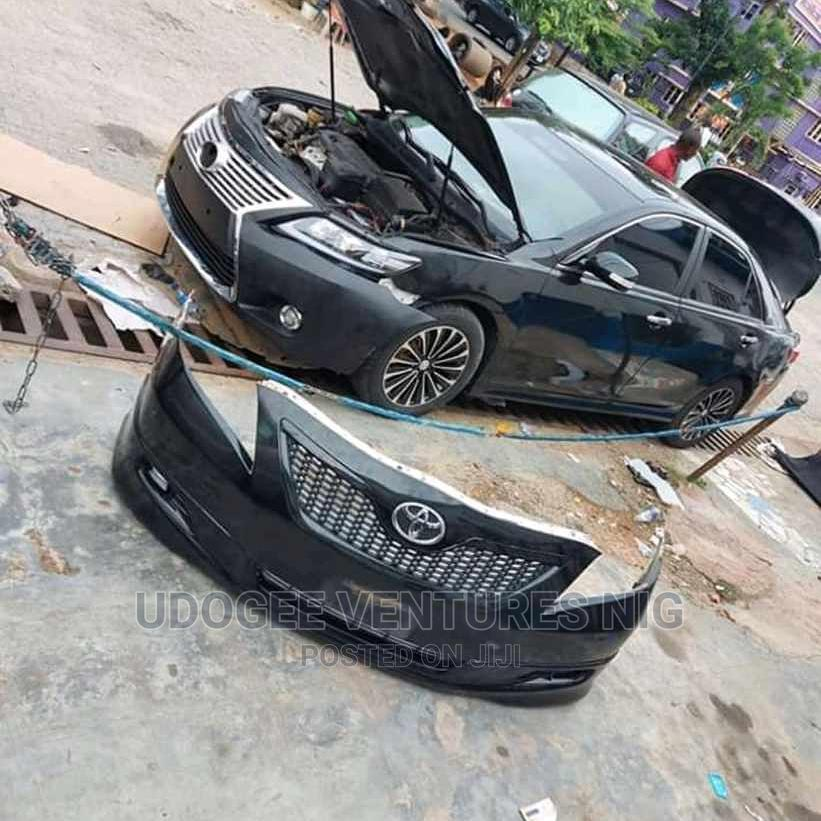 Archive: 2.7 Toyota Camry Upgraded to Lexus Face