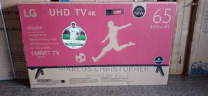 Original LG 65 Inches Smart TV With Internet Available | TV & DVD Equipment for sale in Delta State, Uvwie