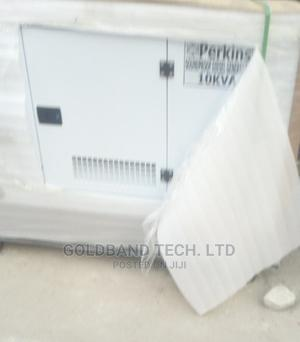 10kva Perkins Soundproof Generator   Electrical Equipment for sale in Lagos State, Amuwo-Odofin