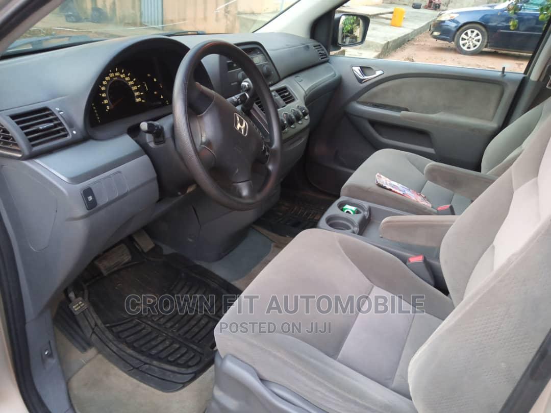Archive: Honda Odyssey 2006 Silver
