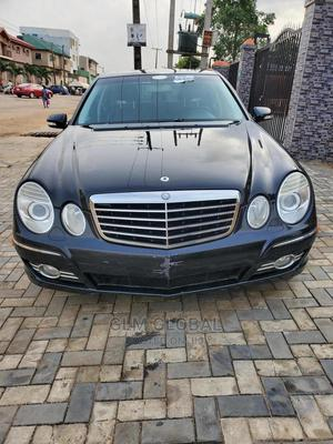Mercedes-Benz E350 2008 Black | Cars for sale in Lagos State, Ogudu