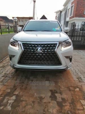 Lexus GX 2012 460 White   Cars for sale in Lagos State, Ikeja