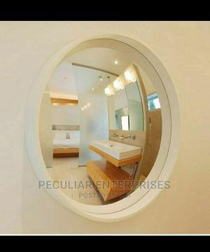 Round Wall Mirror | Home Accessories for sale in Lagos State, Lagos Island (Eko)