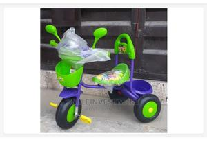 Toddler Tricycle With Basket   Toys for sale in Lagos State, Lagos Island (Eko)
