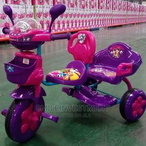 Toddler Tricycle Double Seat   Toys for sale in Lagos State, Lagos Island (Eko)