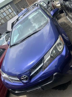 Toyota RAV4 2015 Blue   Cars for sale in Lagos State, Ikeja