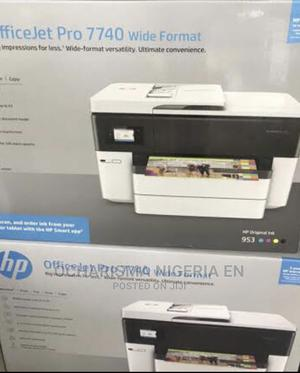 Hp Office Jet Pro 7740 Wide Format | Printers & Scanners for sale in Lagos State, Ikoyi