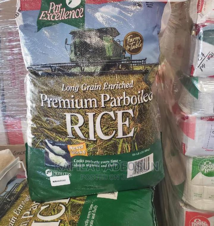 Par Excellence Rice 50lbs