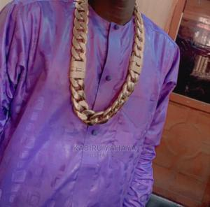 Pure Gold 750 Italy 18karat   Jewelry for sale in Lagos State, Yaba