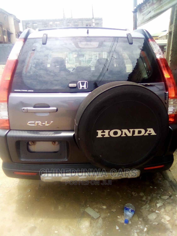 Archive: Honda CR-V 2005 Gray
