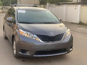 Toyota Sienna 2012 XLE 7 Passenger Gray | Cars for sale in Abuja (FCT) State, Wuse