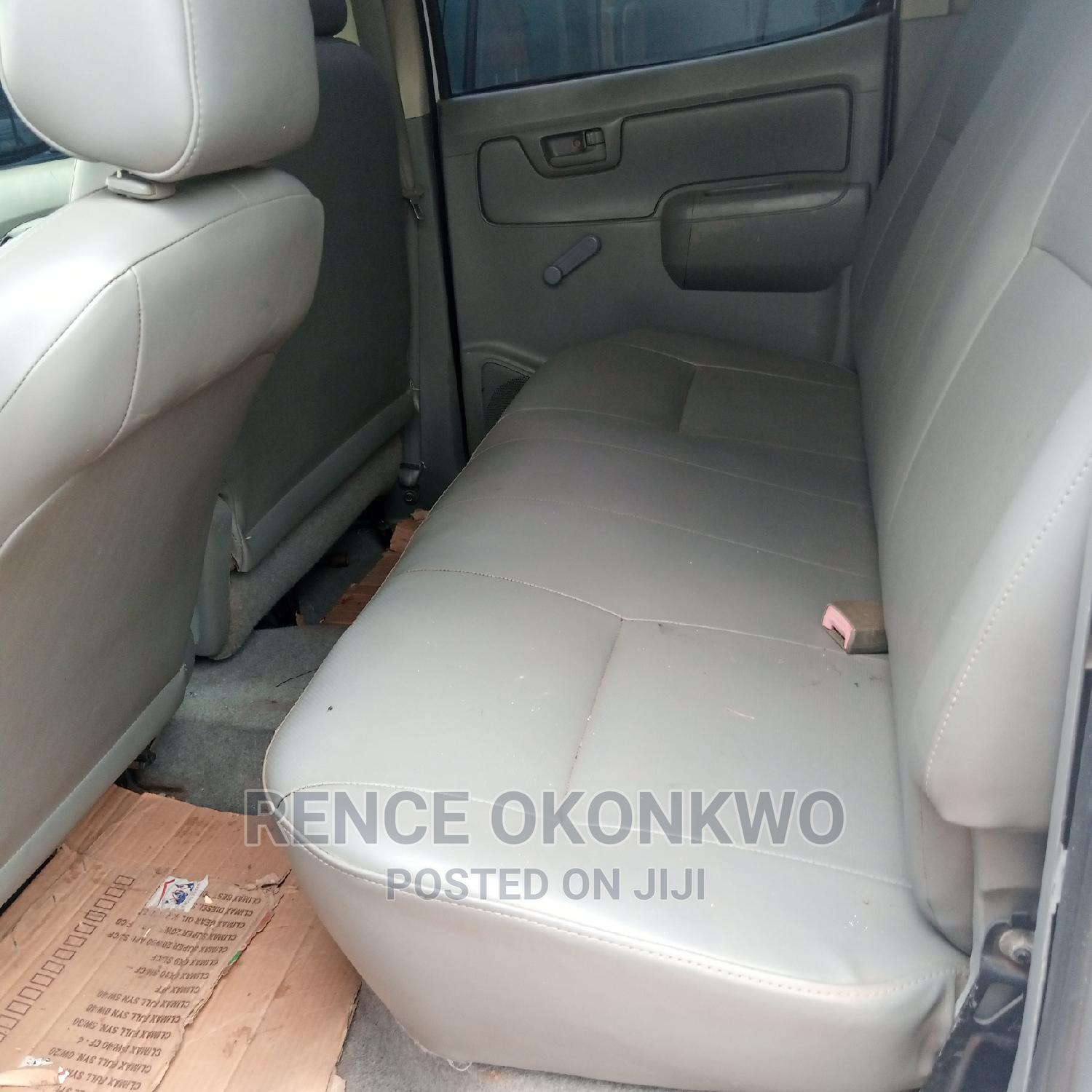 Archive: Toyota Hilux 2012 White