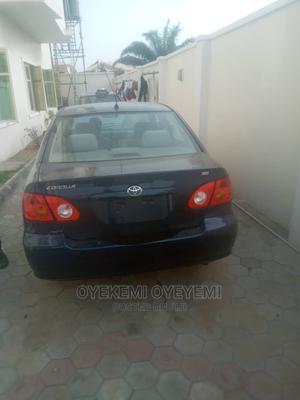 Toyota Corolla 2004 Sedan Blue | Cars for sale in Lagos State, Ajah