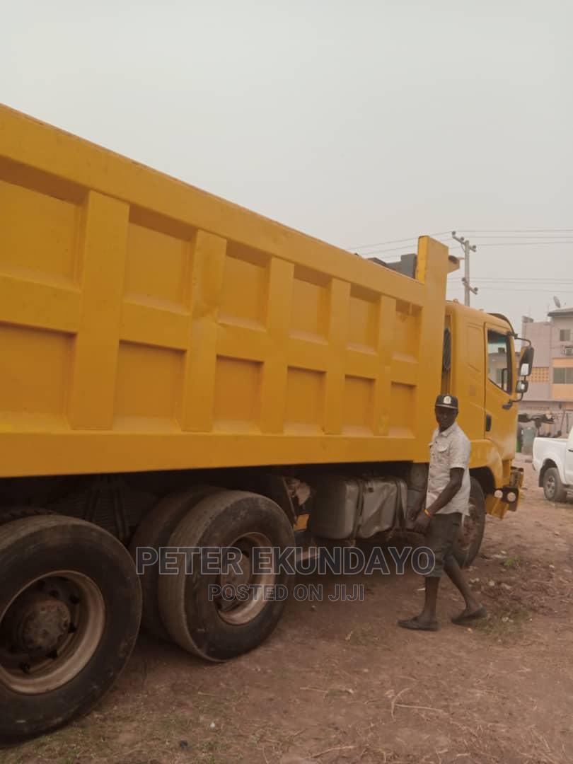 Archive: Nigerian Used Howo Tiper