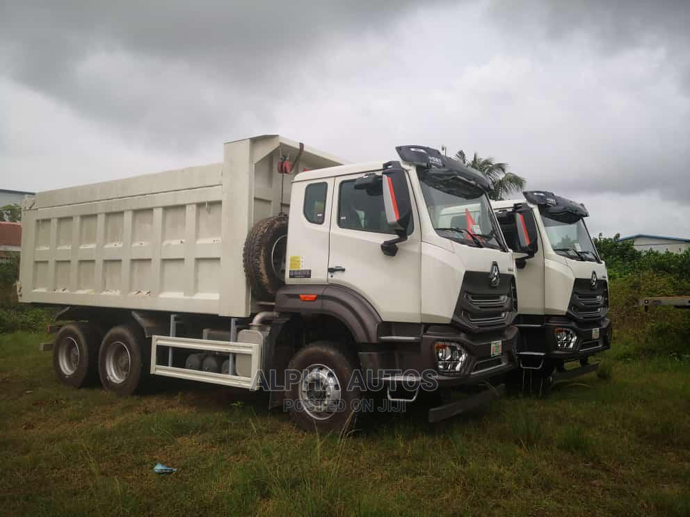 Brand New 2021 Howo Truck Tippers for Sale