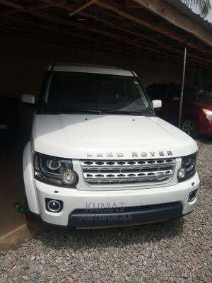 Land Rover LR4 2011 V8 White   Cars for sale in Lagos State, Ojodu