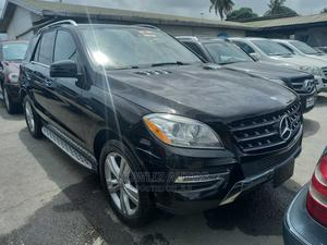 Mercedes-Benz M Class 2013 ML 350 4Matic Black   Cars for sale in Lagos State, Apapa