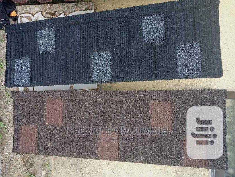 Archive: Imported Shingles, Classic Black, All Colours