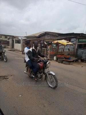 A Demolishable Bongalow On A Corner Piece Wt Shops On 300sqm   Commercial Property For Sale for sale in Agege, Oko-Oba