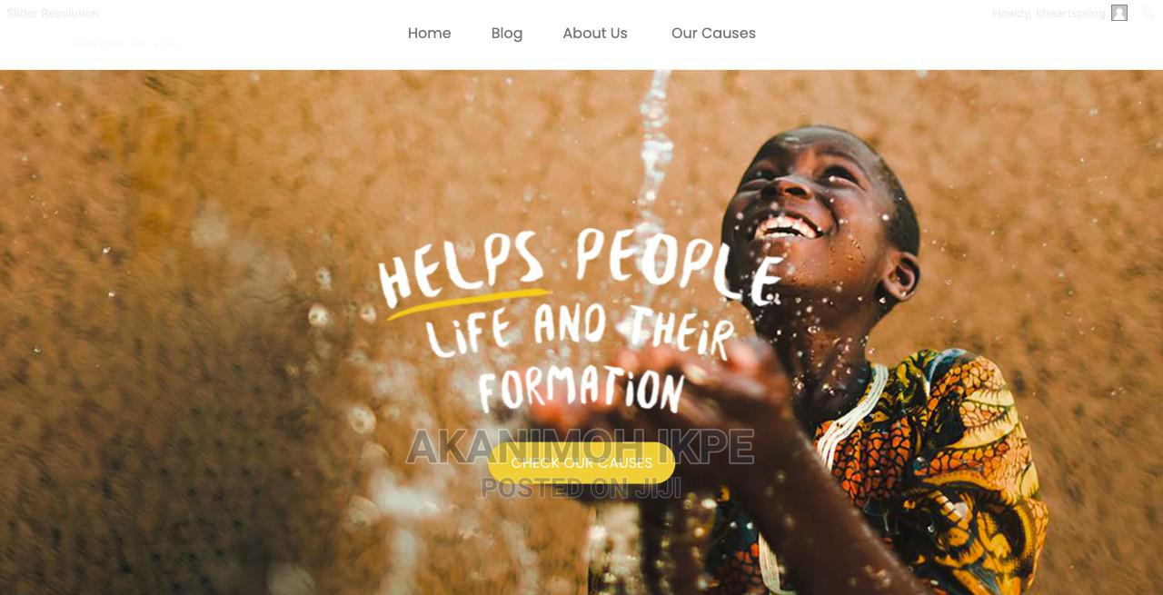 Archive: High Quality Wordpress Website