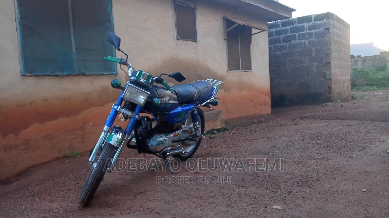 Suzuki Bike 2018 Blue | Motorcycles & Scooters for sale in Offa, Kwara State, Nigeria