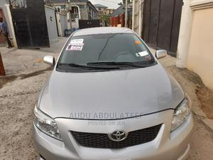 Toyota Corolla 2010 Silver   Cars for sale in Lagos State, Kosofe