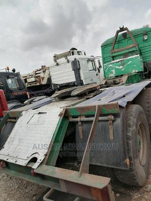 Very Clean European Used 6x4 Man Diesel Tractor Head | Heavy Equipment for sale in Lagos State, Surulere