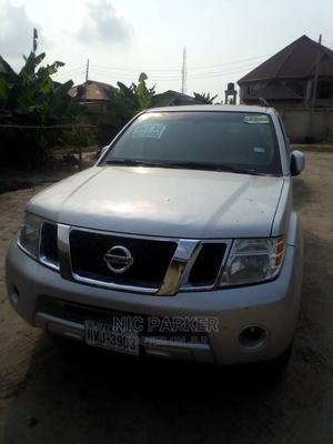 Nissan Pathfinder 2008 SE Silver | Cars for sale in Lagos State, Ikorodu