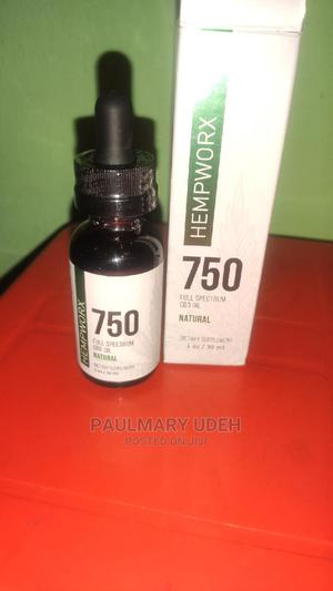 Hempworx CBD Oil Full Spectrum - 750mg | Vitamins & Supplements for sale in Delta State, Warri