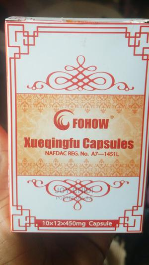Fohow Xueqingfu Capsules - Blood Cleanser, Heart Health   Vitamins & Supplements for sale in Lagos State, Alimosho