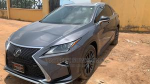 Lexus RX 2016 350 F Sport AWD Gray   Cars for sale in Ogun State, Abeokuta South