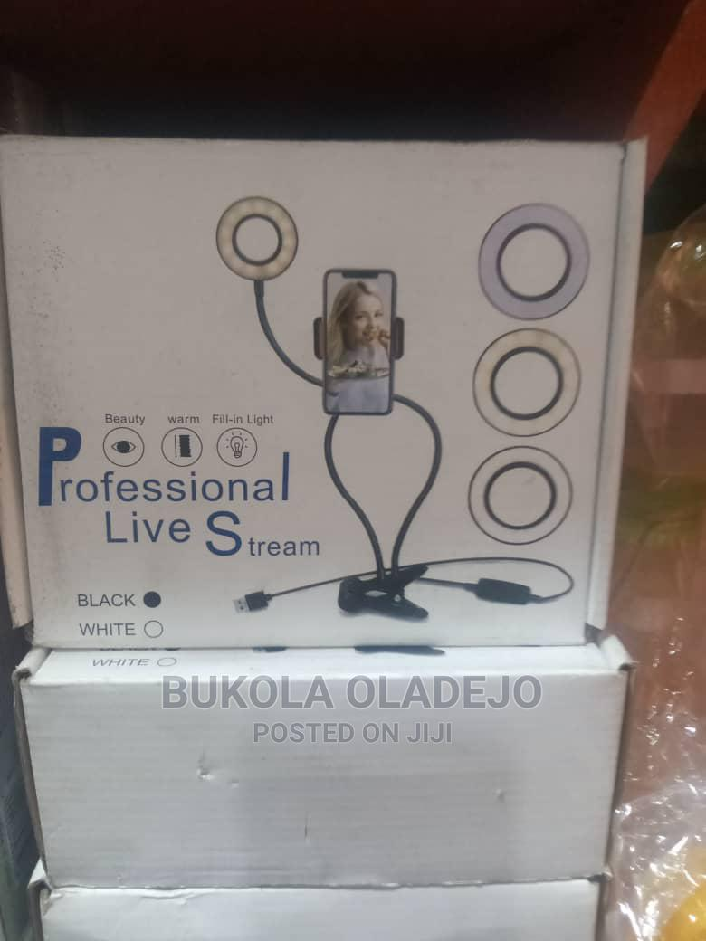 Phone Ring Light   Kitchen Appliances for sale in Ikeja, Lagos State, Nigeria