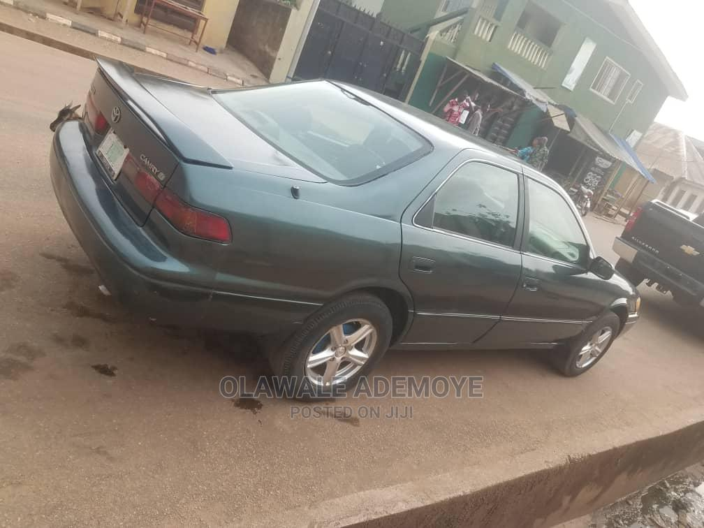 Toyota Camry 2004 Green   Cars for sale in Abeokuta South, Ogun State, Nigeria