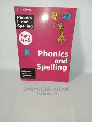 Collins Phonics and Spelling   Books & Games for sale in Lagos State, Ogudu