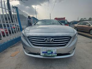 Hyundai Sonata 2015 Silver | Cars for sale in Rivers State, Port-Harcourt
