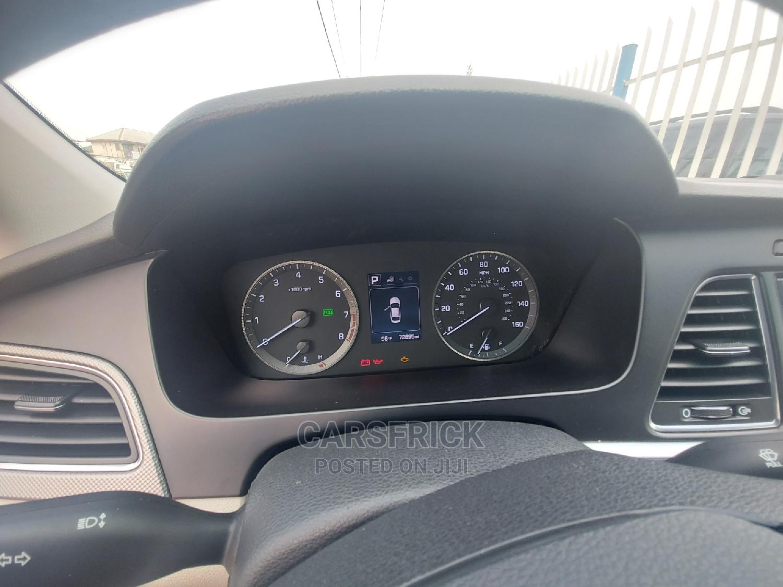 Hyundai Sonata 2015 Silver | Cars for sale in Port-Harcourt, Rivers State, Nigeria