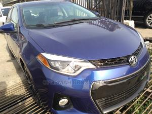 Toyota Corolla 2015 Blue   Cars for sale in Lagos State, Lekki