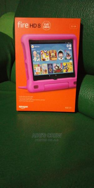 New Amazon Fire HD 8 16 GB | Tablets for sale in Lagos State, Ikoyi