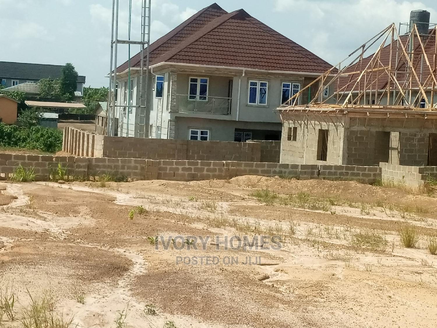 Archive: Easter Promo A Plot For Sale At Ivory Garden Estate Magboro