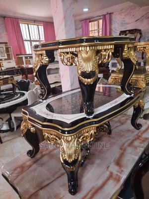 Quality Portable Royal Executive Wooden Center Table   Furniture for sale in Lagos State, Ikoyi