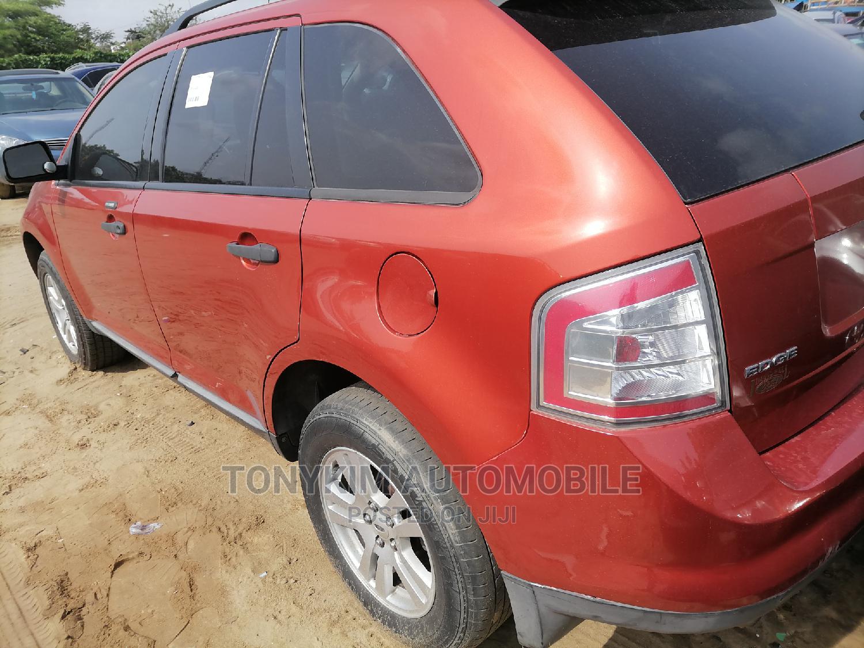Ford Edge 2008 Orange | Cars for sale in Amuwo-Odofin, Lagos State, Nigeria