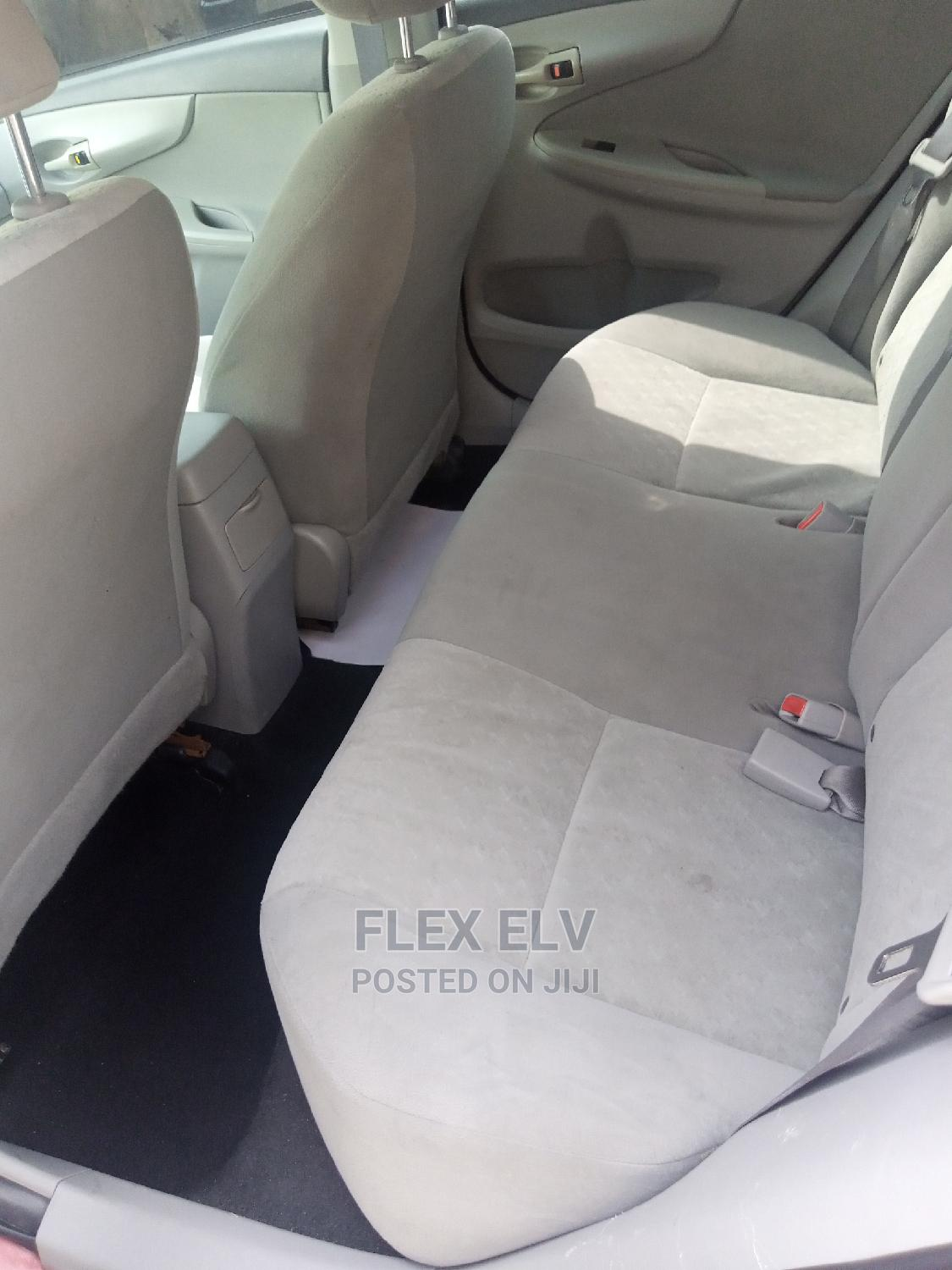 Toyota Corolla 2009 Red | Cars for sale in Ikeja, Lagos State, Nigeria
