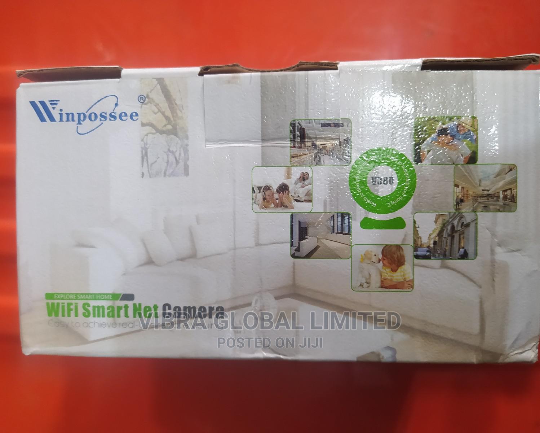Bulb Wifi Smart Camera Spy CCTV Panoramic Camera 360° | Security & Surveillance for sale in Ikeja, Lagos State, Nigeria